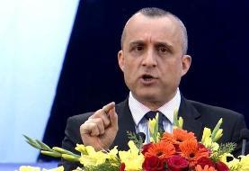 صالح در واکنش به نامه وزیر خارجه آمریکا: نگران نیستیم و تغییری در موضع ما نیامده