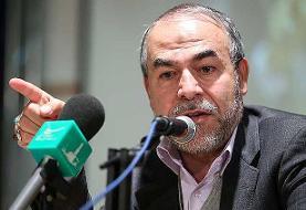 انتقاد تند معاون سیاسی سپاه از احمدینژاد