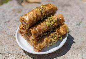 طرز تهیه باقلوای ترکی با طعمی بینظیر