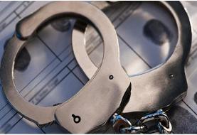 بازداشت اوباش محله فلاح