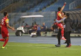 فولاد ۴ ـ ۰ العین امارات / صعود شاگردان نکونام به مرحله گروهی لیگ قهرمانان آسیا