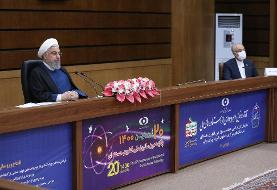 روحانی: آژانس و آمریکا بدهکار ما هستند نه طلبکار /عهد ما با جهان NPT بود