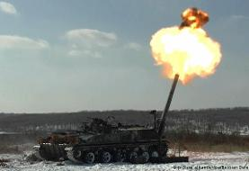 روسیه اوکراین را به حمله نظامی تهدید کرد/  آمریکا دو کشتی جنگی به دریای سیاه اعزام می کند