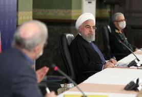شیب تند کرونا در ایران؛ رئیس کمیسیون بهداشت مجلس خواستار محاکمه حسن روحانی شد