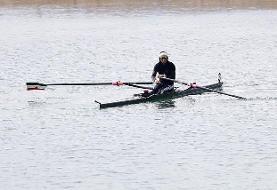 اردوی خارجی ۲ قایقران المپیکی ایران