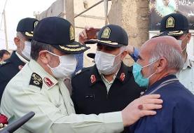 بازداشت عوامل حمله به پاسگاه کورین زاهدان