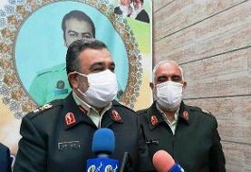 دیدار فرمانده ناجا و خانواده شهید رجایی/ عاملان شهادت دستگیر شدند