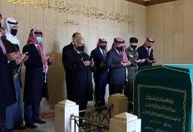 شاهزاده متهم به کودتا برای نخستینبار در کنار پادشاه اردن ظاهر شد