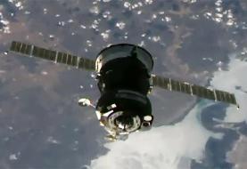 دو فضانورد روس و یک فضانورد آمریکایی به ایستگاه فضایی بینالمللی رسیدند