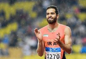 سرقت کفشهای دونده ایران در المپیک توکیو در مسابقات مشهد!