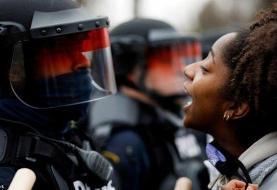 قتل شهروند سیاهپوست توسط پلیس، باعث ناآرامی در مینیاپولیس آمریکا شد