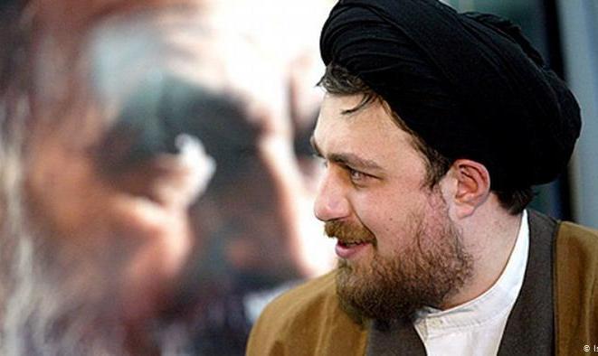 مخالفت خامنهای با کاندیداتوری حسن خمینی در انتخابات ریاست جمهوری