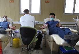 اهداکنندگان خون در تهران در ساعات شبانه جریمه نمی شوند
