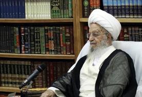 بهبود شرایط جسمانی آیت الله مکارم شیرازی