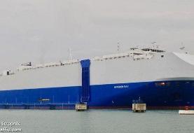 یک کشتی اسرائیلی در خلیج فارس 'هدف قرار گرفته است'