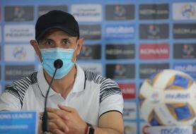 گلمحمدی: گوا تیمی منسجم بود/ عکسالعمل خوبی پس از دریافت گل داشتیم