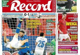 روزنامههای پرتغال در تسخیر طارمی/ یاد «رونالدو» زنده شد!