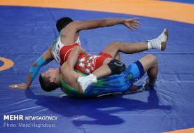 پژمان پشتام به مدال طلا رسید