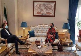 ایران و روسیه بر گسترش همکاریهای فرهنگی و رسانهای تاکید کردند