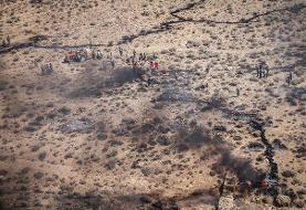 عامل انسانی، دلیل آتش سوزی در ارتفاعات قیروکارزین