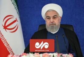 روحانی: غنیسازی ۶۰ درصد پاسخ به جنایت نطنز است