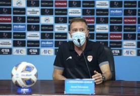 یوسو سسما: دیدار فولاد و النصر برای هر دو تیم سخت است