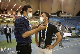 ژاوی: نکونام آینده خوبی در فوتبال دارد