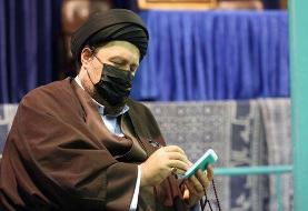 بازی دو سر بُرد سیدحسن خمینی در انتخابات ۱۴۰۰