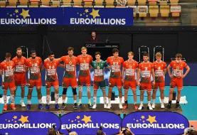 نایب قهرمانی ماسیک در لیگ والیبال بلژیک با لژیونرهای والیبال ایران