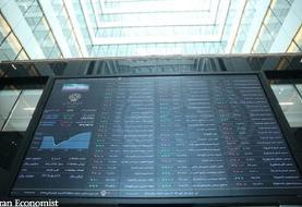 روند معاملات امروز بورس تهران