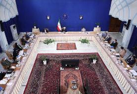 روحانی: دست ما را باز بگذارید در ١٠٠ روز آخر تحریمها را بشکنیم