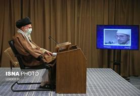 محفل انس با قرآن کریم با حضور رهبر انقلاب برگزار شد