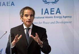 گروسی: نتیجه مذاکرات وین بر توافق میان ایران و آژانس تاثیر زیادی دارد