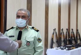 انهدام باند قاچاق سلاح در خرمشهر