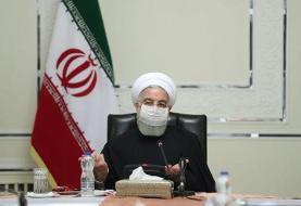 روحانی: محدودیتهای کرونایی تا پایان هفته آینده تمدید شد