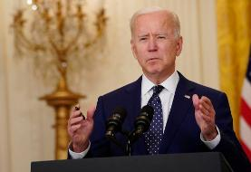 Biden explains decision to impose new sanctions on Russia, but envisions 'more effective ...