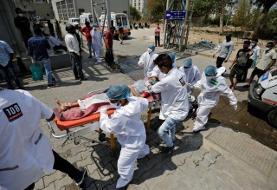 کرونا در هند؛ آمار روزانه مبتلایان از ۲۰۰ هزار نفر گذشت