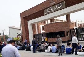 کارگران پیمانی ایران بر سر دو راهی ابتلا به کرونا و مرخصی اجباری