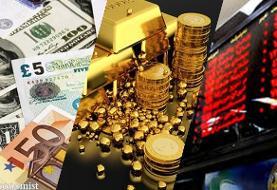 بازار سرمایه، دلار و طلا در هفته ای که گذشت
