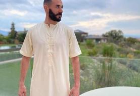 افطار به سبک کریم بنزما/عکس