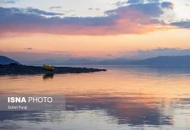 نگرانیها از وضعیت دریاچه ارومیه در پی عدم تخصیص حقآبه/ تراز دریاچه کاهش یافته است