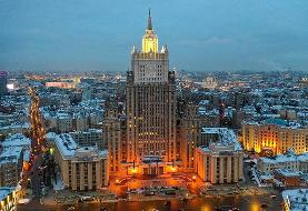 روسیه ۱۰ دیپلمات آمریکایی را اخراج میکند