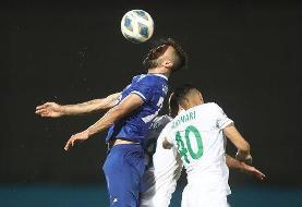 ایرانی ها بهترین تیم های هفته اول لیگ قهرمانان آسیا ۲۰۲۱