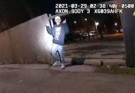 پلیس شیکاگو تصاویر ویدیویی شلیک به پسربچه ۱۳ ساله را منتشر کرد