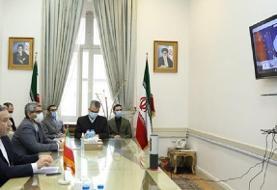 عراقچی تحریمهای اخیر اتحادیه اروپا علیه جمهوری اسلامی را موجب تضعیف ...