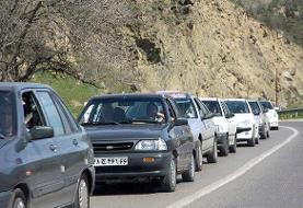 بهرهبرداری از فاز نخست تعریض جاده چالوس تا پایان دولت