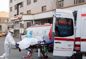 معاون اورژانس: تماسها با اورژانس تهران در پی ورود به موج چهارم کرونا ۵ برابر شد