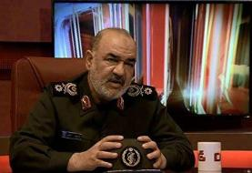 سردار سلامی: وحدت ارتش و سپاه آرزوهای دشمن را باطل ساخته است