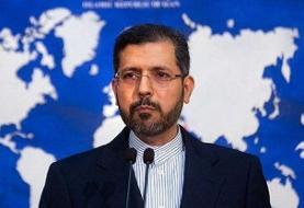 موضعگیری ایران نسبت به تحولات عراق