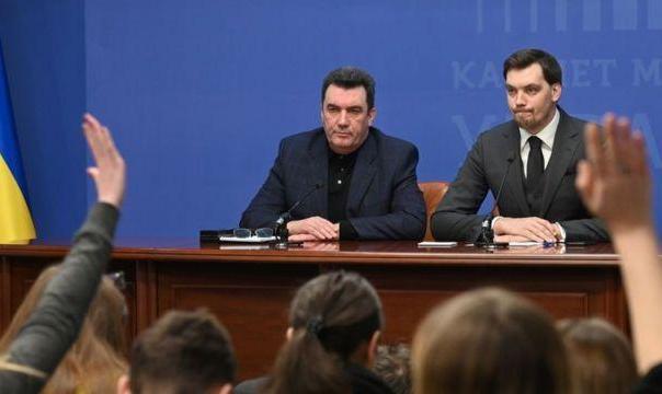 دبیر شورای امنیت ملی اوکراین: سپاه